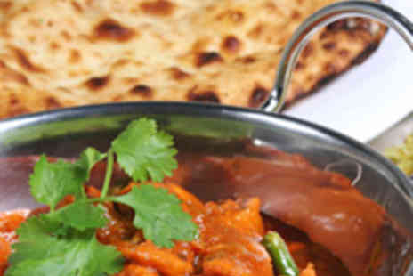 Bombay Spice - Spend on Food and Drink for Two - Save 80%