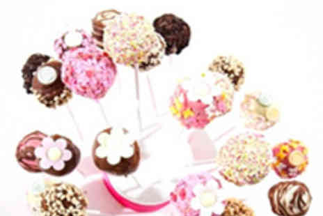 Airyfairy Cake Boutique - Cake Pop Making Class - Save 54%