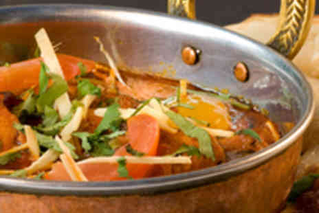 Mumtaz Restaurant - Indian Meal for Two with Beer - Save 60%