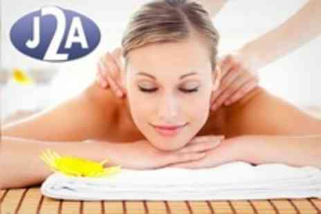 J2A - Two Hour Pamper Package For Two - Save 65%