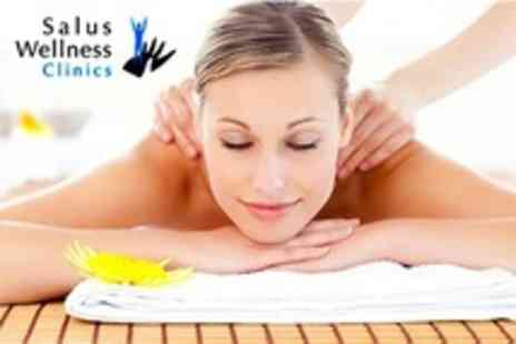 Salus Wellness - Choice of 60 Minute Massage Such as Swedish, Sports or Deep Tissue - Save 24%