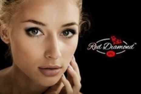 Red Diamond IPL - Six Laser Hair Removal Sessions on Two Small Areas Such As Bikini Line - Save 93%