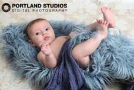 Portland Studios - Baby Photoshoot Package - Save 23%