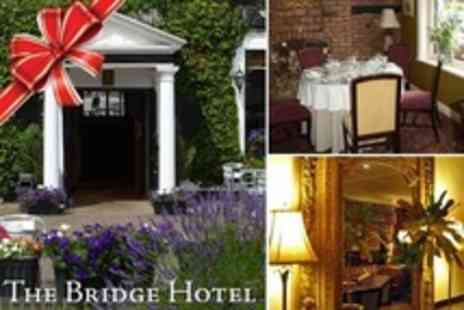 The Bridge Hotel - One Night Stay For Two With Breakfast - Save 22%