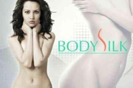 Body Silk - Three Laser Lipolysis Sessions - Save 78%