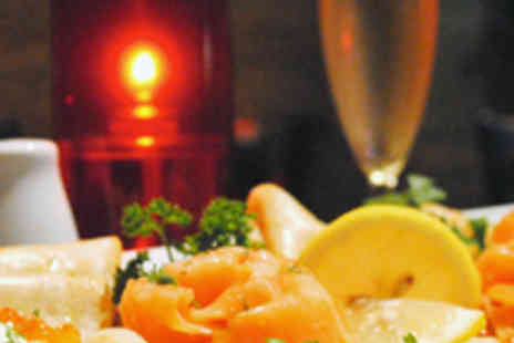 Sobranie Restaurant - Two Course Russian Tasting Menu for Two with Vodka - Save 59%