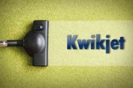 Kwikjet - Carpet Cleaning For One Rooms - Save 28%