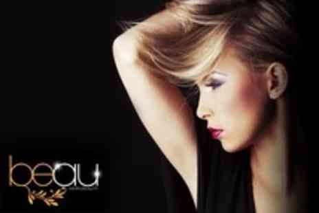 Beau Hair & Beauty - Restyle and Finish With Conditioning - Save 58%