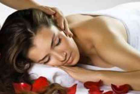 Touch Spa - One hour full body massage, refreshing facial and relaxing head massage - Save 75%