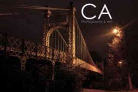 Cheshire Photographic Arts Academy - �Chester at Night' or �Street Safari' Photography Course - Save 60%