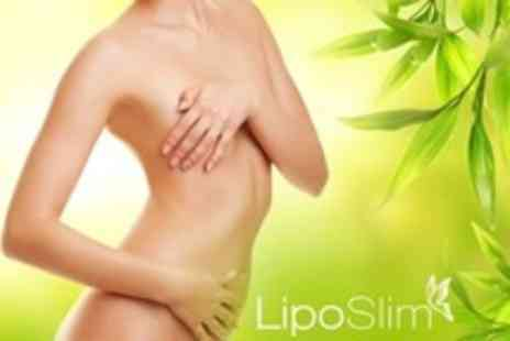 Liposlim Plus - Laser Lipolysis Four Sessions With Gym Pass - Save 78%