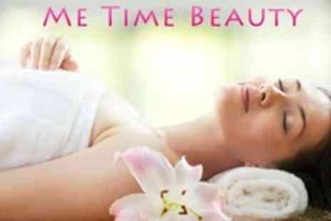 Me Time Beauty - Choice of Beauty Treatments - Save 60%