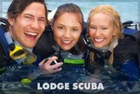Lodge Scuba - Scuba Diving PADI Open Water Referral Course - Save 51%