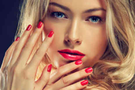 Sculpt Hair Gallery - Deluxe aromatherapy manicure and pedicure - Save 70%