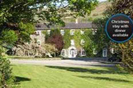 Brynafon Hotel Wales - Two night scenic stay for two including breakfast - Save 61%