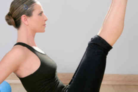 Peak Fitness - Ten 45 Minute Pilates Sessions - Save 75%