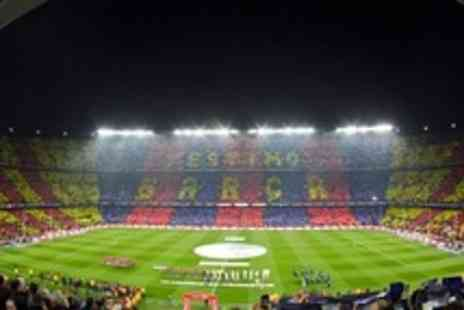 Top Tourisme - Tickets to See Barcelona Football Home Match With Hotel and Breakfast For Two - Save 24%