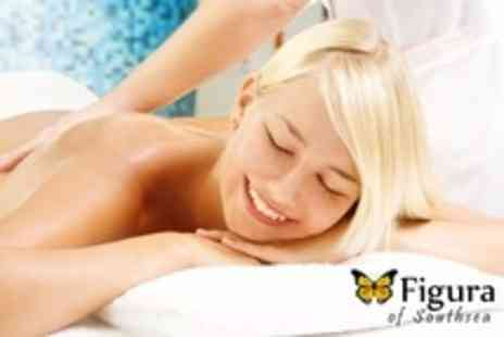 Figura Of Southsea - Swedish Full Body Massage With Facial - Save 50%