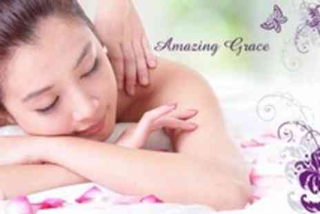 Amazing Grace - Full Body Massage - Save 60%