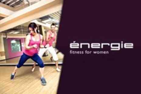 Energie Fitness - Five Zumba Classes - Save 60%