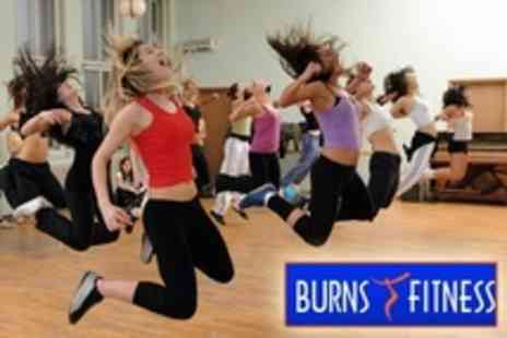 Burns Fitness - Ten Gym Passes With One Personal Training Session - Save 76%