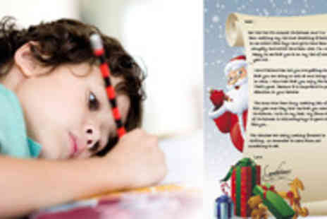 Cubzoo - Personalised Santa letters & certificates - Save 50%