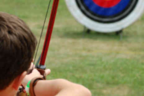 Perriswood Farm - Family Archery Lesson - Save 57%