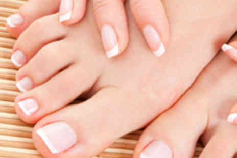 Sculpt Hair Gallery - Luxury Manicure or Pedicure - Save 73%