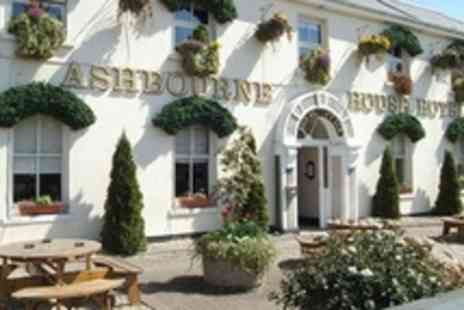 Ashbourne House Hotel - Two Night Stay For Two With Three Course Dinner and Breakfast in County Meath - Save 66%