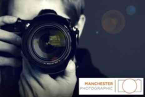 Manchester Photographic - Beginners Photography Course For One - Save 68%