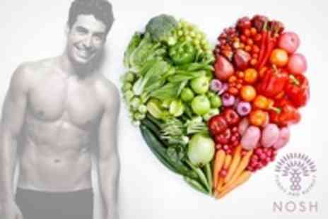 Nosh Detox - Six Day Plan Designed for Men, With Meal Delivery from Nosh Detox - Save 25%