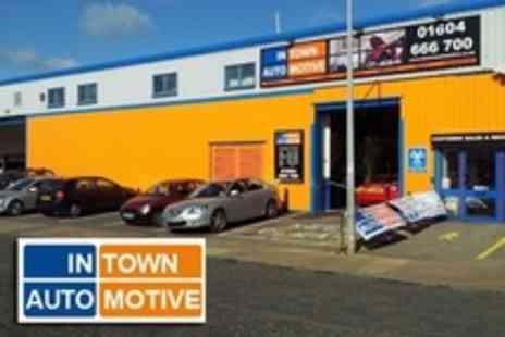 In Town Automotive - MOT - Save 74%