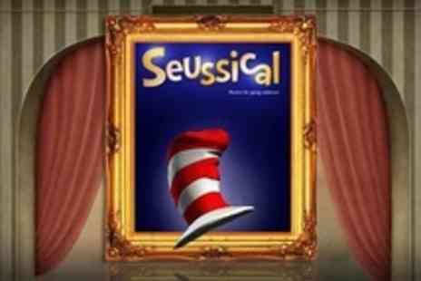 The Arts Theatre - Seussical The Musical Family Ticket - Save 50%