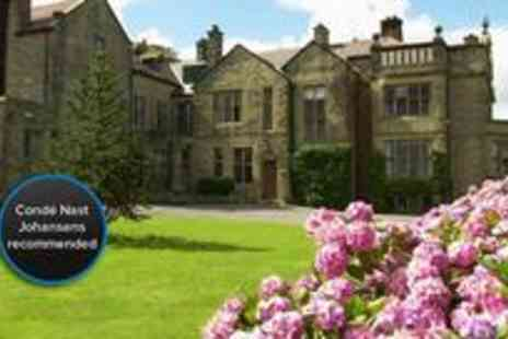 Dunsley Hall Country - One night stay for two - Save 44%