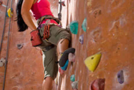 Clyne Farm Centre - Hour Long Indoor Climbing For Two People - Save 50%