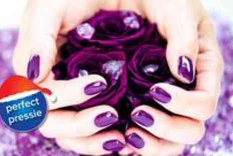 CutieCool Nails - Nail treatment voucher to spend - Save 70%