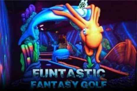 Funtastic Fantasy Golf - 18 Holes For Two People - Save 57%