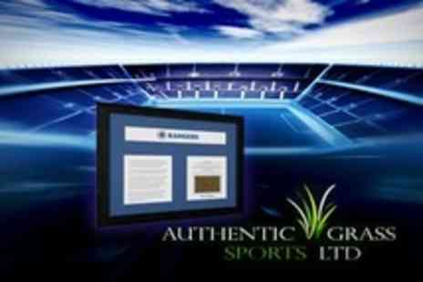 Authentic Grass Sports - Genuine Grass Taken From Clubs Stadium - Save 57%