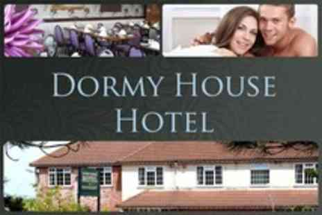 The Dormy House Hotel - One Night Stay For Two With Two Course Dinner and Breakfast In Norfolk Coast - Save 53%
