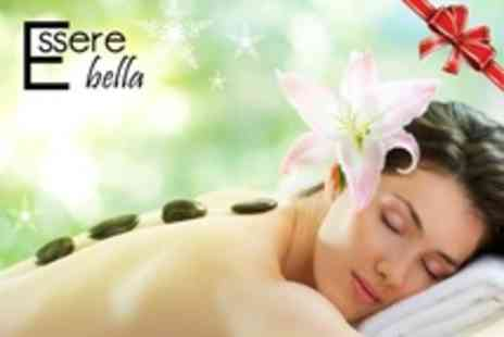 Essere Bella - Two Beauty Treatments Such as a Massage and Manicure - Save 70%