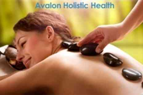 Avalon Holistic Health - One Hour Hot Stone Massage - Save 61%