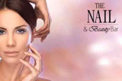 The Nail and Beauty Bar - Diamond Microdermabrasion Three Sessions - Save 0%