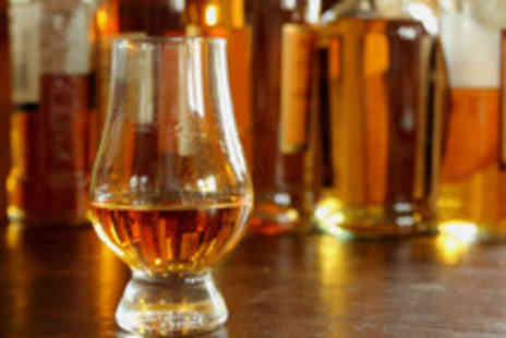 Dramatic Whisky - 90 minute whisky tasting event for one person - Save 63%