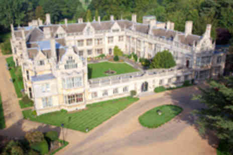 Rushton Hall - A grand country hotel and spa with beautiful grounds and full English breakfast - Save 48%