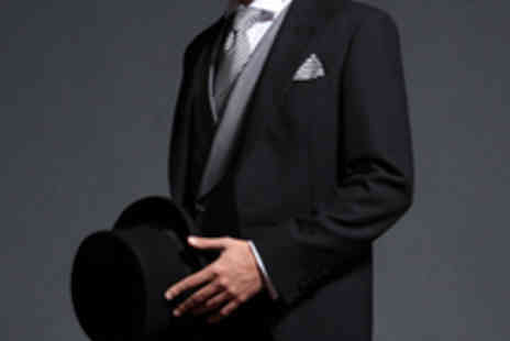 Groom Hire - Wedding Suit Hire - Save 70%