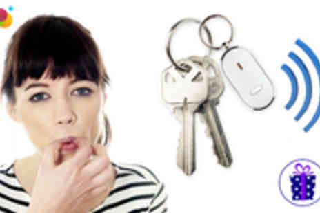 Smartass - Two Key Finder Keyrings - Save 80%