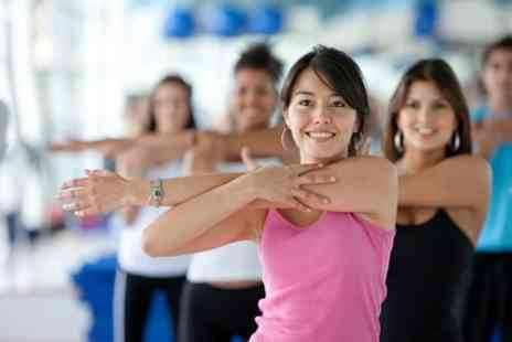 Accolade Health & Fitness - Ten studio classes of your choice - Save 67%