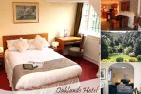 The Oaklands Hotel - One Night Stay For Two With No.89 Restaurant Voucher and Breakfast In Norwich - Save 50%