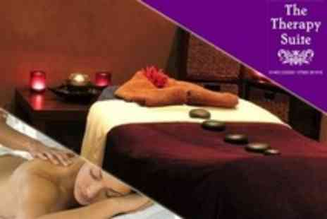 The Therapy Suite - 60 Minute Massage - Save 55%