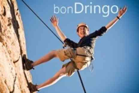 BonDringo - Rock Climbing and Scrambling Half - Save 58%